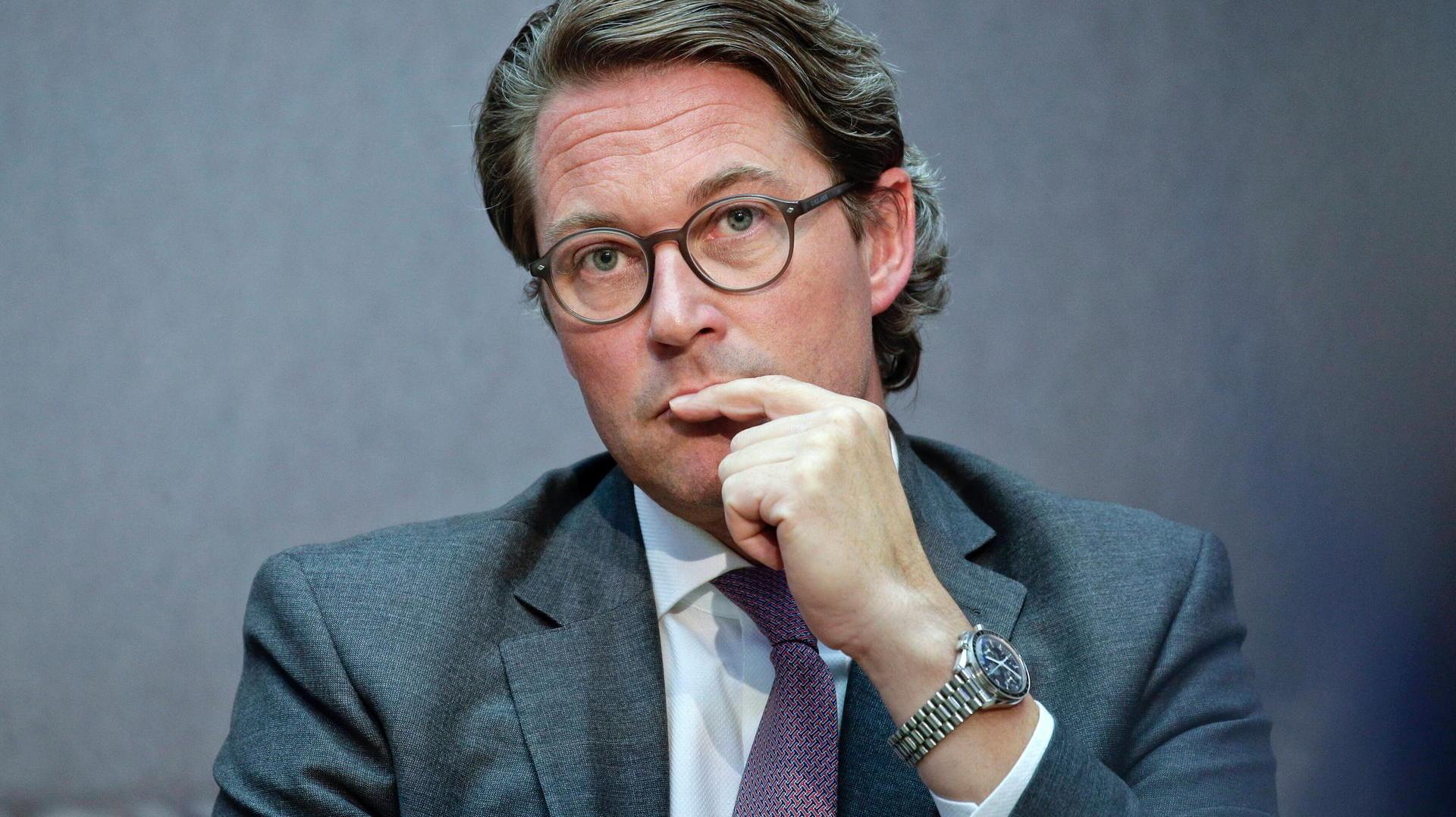 CSU-Verkehrsminister Andreas Scheuer: Wann muss er gehen?