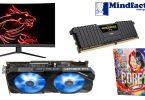 Tägliche Angebote bei Mindfactory: SSD ab 14 Euro + weitere gute Angebote