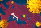 Corona: Italien meldet Rekordzahl an Neuinfektionen