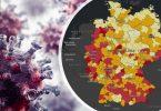Hotspots in Deutschland: 166 Risikokreise, Neukölln von 200 Inzidenzen