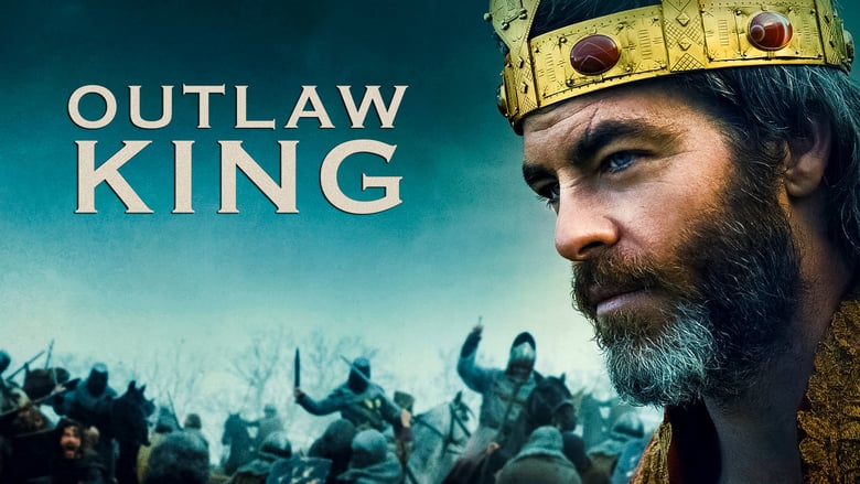 FILM POSTER OUTLAW KING (2018)