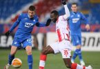 Die TSG Hoffenheim macht den Gruppensieg bei Roter Stern Belgrad perfekt