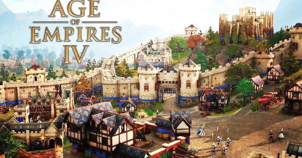 Xbox Game Studios bietet ein Update zu Age Of Empires IV