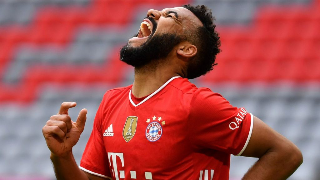 Eric Maxim Choupo-Moting will miss games against Cape Verde and Rwanda over the next week