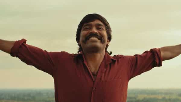 Dhanush's gangster film Jagame Thandiran will premiere this Friday on Netflix in 17 languages. (Photo: Twitter @NetflixIndia)