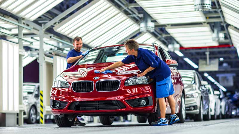 150,000 BMW i3s have now been made in Leipzig, Germany. Source: BMW