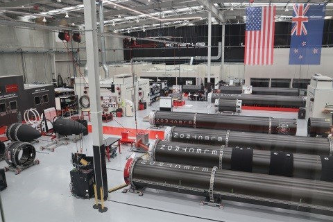 Rocket Lab expands footprint with new production facility