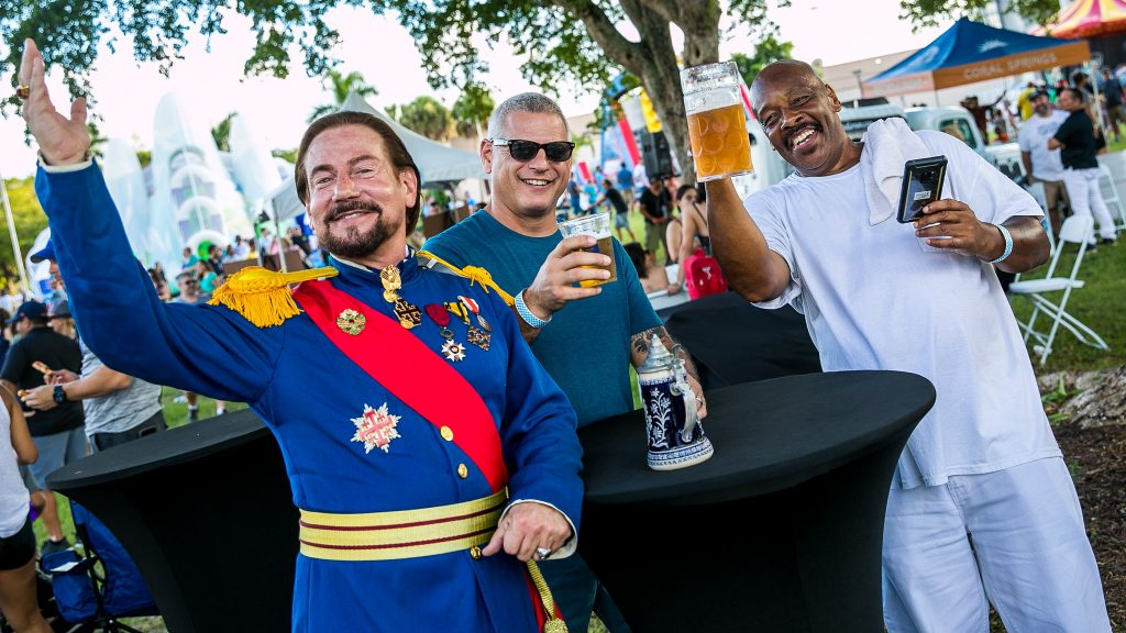 Coral Springs 'Taps' into Bavarian Culture with Amazing Oktoberfest Celebration